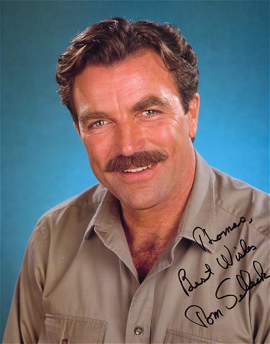 Bild 1 von Tom Selleck (alias